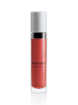 Knutzen Lipgloss - Sunrise Red Shimmer 08