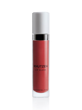 Knutzen Lipgloss - Matte Sunrise Red 04