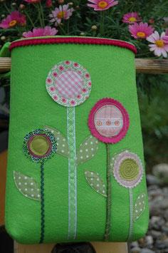 Lenker – Tasche 'Blumen'