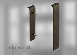 Strip voor houten afdekking / Strip für Holzverkleidungen