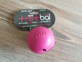 Tretbal S-M (klein) pink