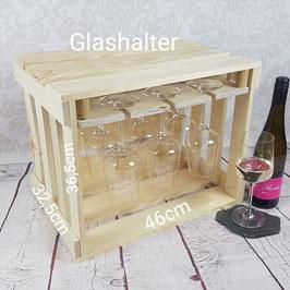 Glashalter (Naturbelassen)