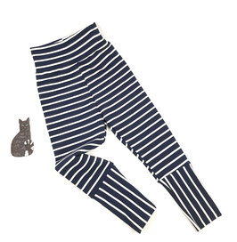 Leggins | White Stripe