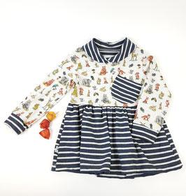 Shirt-Kleid mit Kragen Kids |  Canada