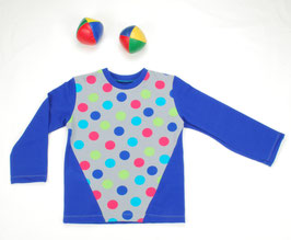 Shirt Baby & Kids | Colored balls blau