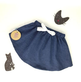 Rock Baby Girl | Cat blue uni