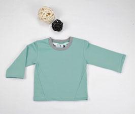 Shirt Kids | Panda türkis