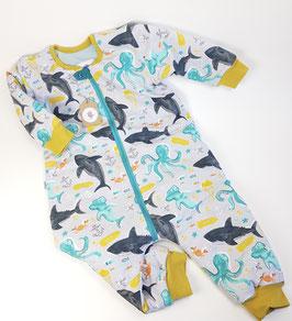 Schlafanzug Baby | Shark