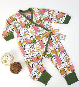 Wickelpyjama Baby&Kids | Feline Good