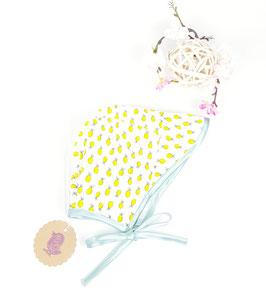 Sommer Bonnet Baby | Zitrone