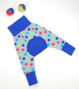 Pumphose Baby & Kids   colored balls blau
