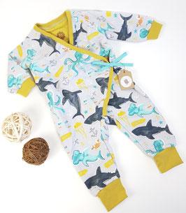 Wickelpyjama Baby&Kids | Shark