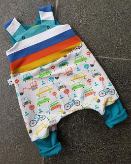Strampler Baby  | Traffic stripe