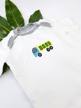 T-Shirt kurzarm Baby | Lastwagen