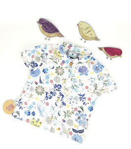 Hemd Kids | Bird & Flower