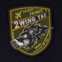 Badge 2W Tac