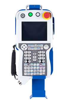 Teachboxhalter Yaskawa DX100 / DX200 / FS100