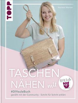 TASCHEN NÄHEN MIT DIY EULE von Nastasia Mohren