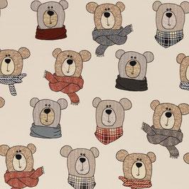 Sweet Bears - bunt - mehr Farben