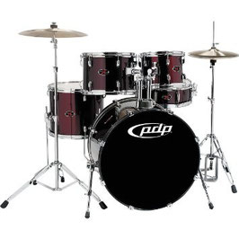 Pacific Drums and Percussion 5 PC Drum KIt