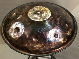 Handpan (may use with mallets, included) - Free Shipping!