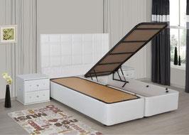 Bazabett Für Paar - Cift Kisilik Baza 160x200 cm (im Angebot-indirimli Fiyat)