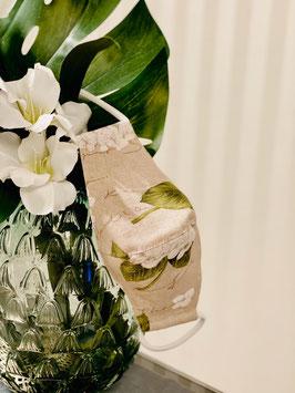 White Hortensien