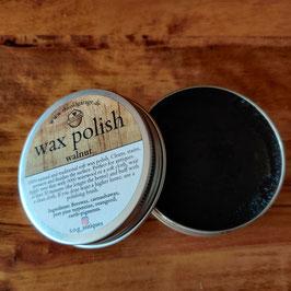 Wax Polish - Walnut 60ml