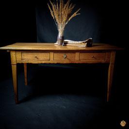 Biedermeier Esche Tisch aus Frankreich