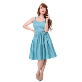 Collectif Jade Plain Swing Dress