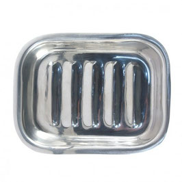 Porte - savon acier
