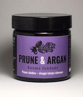 Baume fondant bio - Prune & Argan