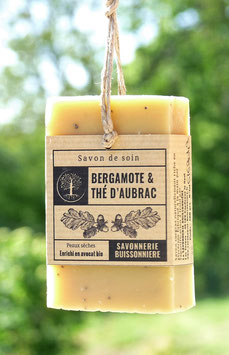 Savon Bergamote & Thé d'Aubrac