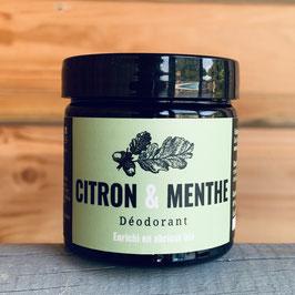Déodorant - Citron & Menthe