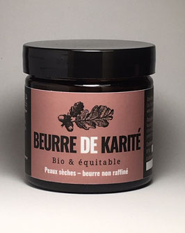 Beurre de Karité - Bio & équitable