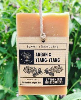 Savon Shampoing Argan & Ylang-Ylang