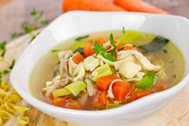 Karkassen (3erPaket)gefroren- Hähnchengerippe zum Suppe kochen