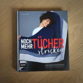 Buch: Noch mehr Tücher stricken