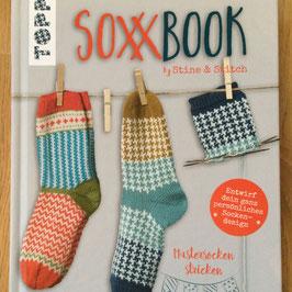 Buch: SoxxBookby Stine & Stitch