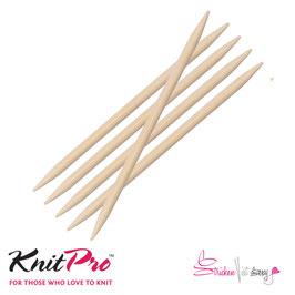 KnitPro - Nadelspiel Bambus