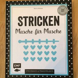 Buch: Stricken - Masche für Masche