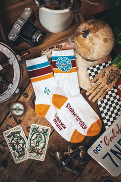 SBTC Cyclone Crew Socks