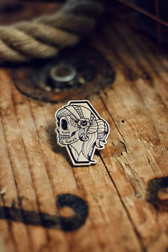 SBTC Dead or Alive Pin
