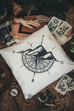 SBTC Compass Pillowcase