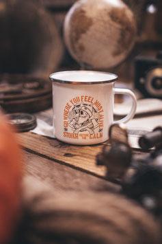 SBTC Lumberjack Enamel Mug