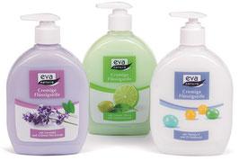 3er Mix (lavendel & grüner Tee, grüne Oliven & limetten, Vitamin E & D-Panthenol) - 3x 500ml