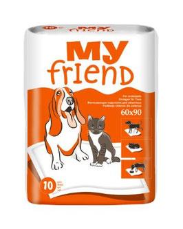 My  Friend Unterlagen für Tiere