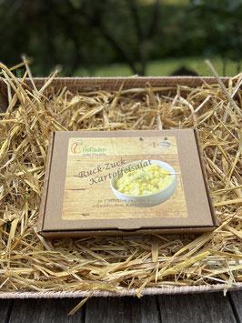 Ruck-Zuck Kartoffelsalat (vegane Rezeptur)