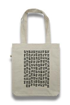 """Tote Bag """"Brot"""" (Hex)"""