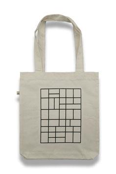 "Tote Bag ""Grid"""